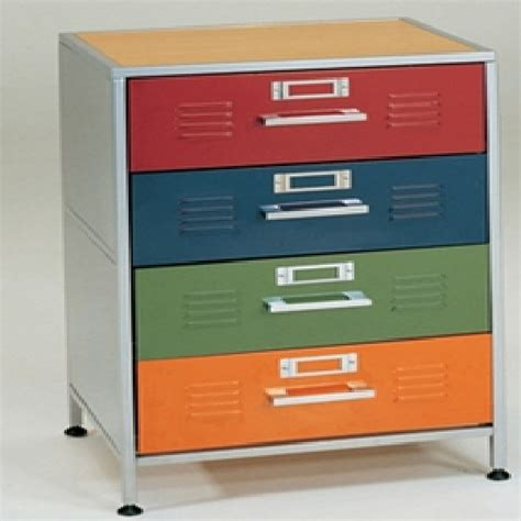 Locker Dressers by Locker 4 Drawer Dresser