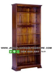 Rak Buku Tanpa Pintu model lemari rak buku perpustakaan tanpa pintu