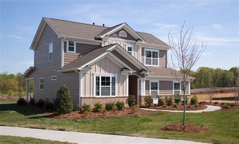 shea homes opens second neighborhood in china grove nc