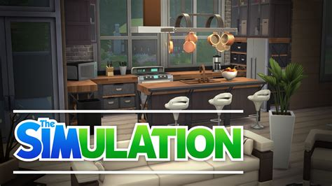 cool kitchen stuff the sims 4 cool kitchen stuff pack thesimulation youtube