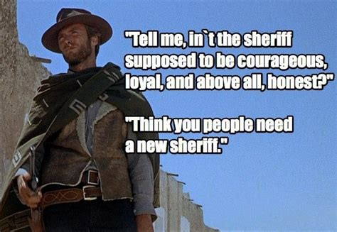 western film zitat quotes from clint eastwood westerns quotesgram