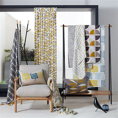 thermal curtains john lewis buy john lewis lina leaf thermal lined pencil pleat