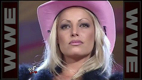 trish stratus test the start of a legend the debut of trish stratus youtube