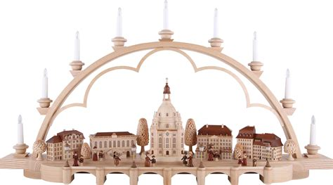 candle arch old dresden 230volt 103 cm 41in by m 252 ller