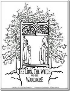 the the witch the wardrobe unit study