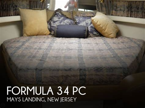 used formula boats for sale in nj for sale used 1999 formula 34 pc in mays landing new