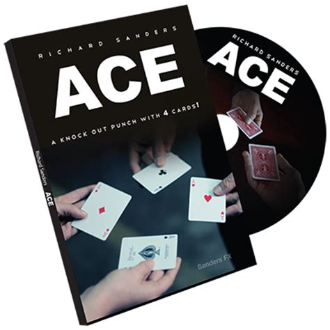 Dvd Magic Richard Sanders Tagged ace cards and dvd by richard sanders dvd murphy s