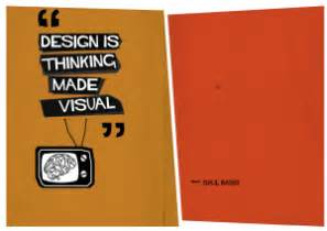 design is thinking made visual meaning saul bass design is thinking made visual design