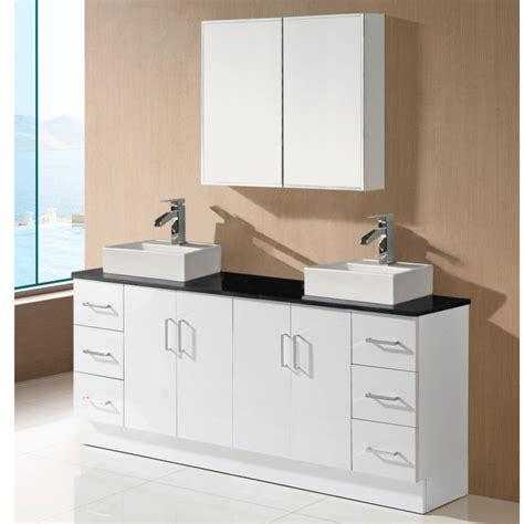 Modern Double Sink Bathroom Vanity Base Cabinets,Bathroom