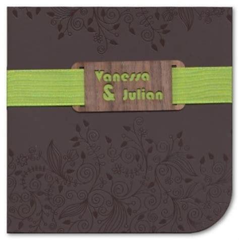Ausgefallene Hochzeitskarten by Ausgefallene Einladungskarte Zur Hochzeit Mit