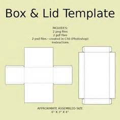 Printable Box Template With Lid by 1000 Ideas About Box Lids On Richard