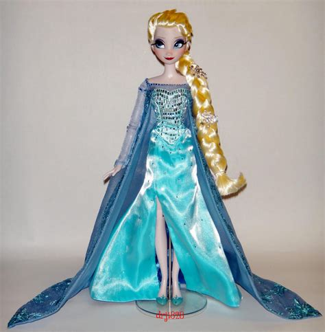 Disney Set Elsa Limited elsa limited edition 17 doll le 2500 frozen us dis flickr