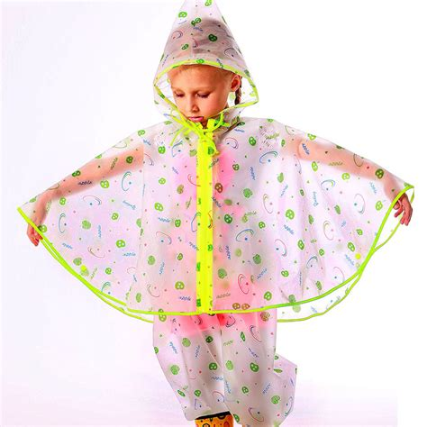 Mantel Hujan Jas Hujan Anak Ponco Children Raincoat Waterproof anak anak celana plastik beli murah anak anak celana plastik lots from china anak anak celana