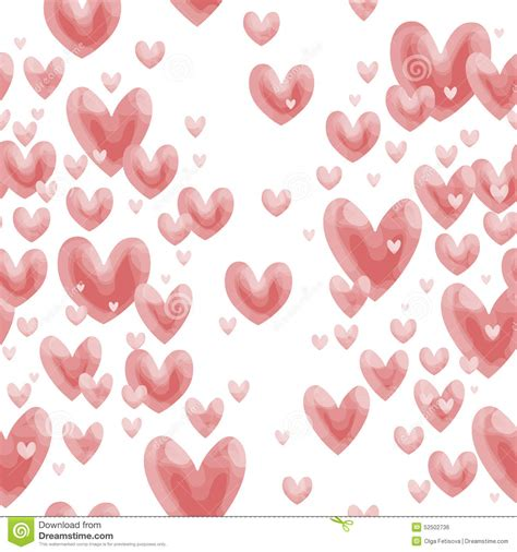 cute valentine pattern cute colorful heart clipart clipart suggest