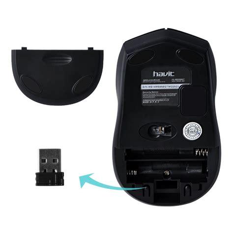 Mouse Havit Hv Ms921gt Wireless hv ms958gt 2 4g wireless mouse havit