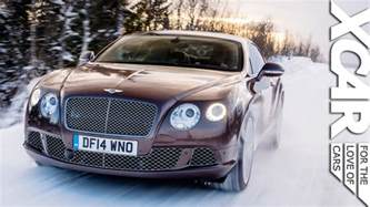 Bentley V12 Bentley Continental Gt W12 Vs V12 Xcar