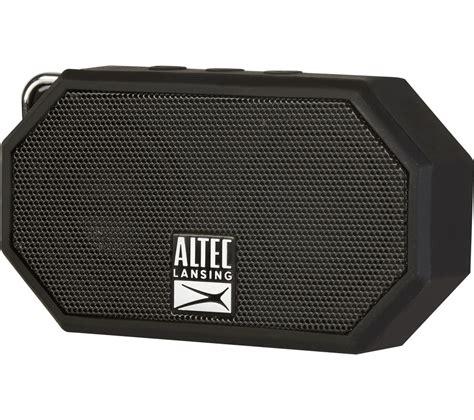 Altec Lansing Speaker buy altec lansing mini h20 ii portable wireless speaker