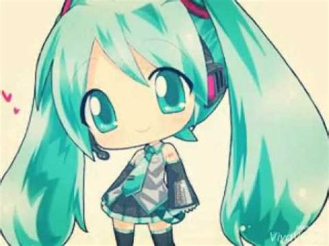 imagenes kawaii de miku hatsune miku cute kawaii youtube