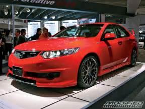 Acura Tsx Mugen 2009 Tokyo Auto Salon Jdm Cars Modified Magazine