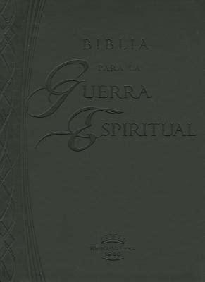 biblia para la guerra 1616385200 biblia para la guerra espiritual imitacion piel negra preparese para la guerra espiritual