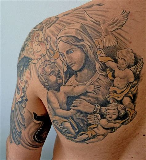 baby jesus tattoo designs jesus tattoos and designs page 12