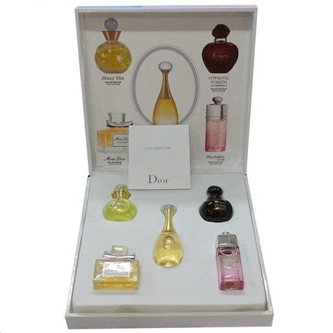 Harga Addict Perfume miniature 5 in 1 perfume set perfume fragrance