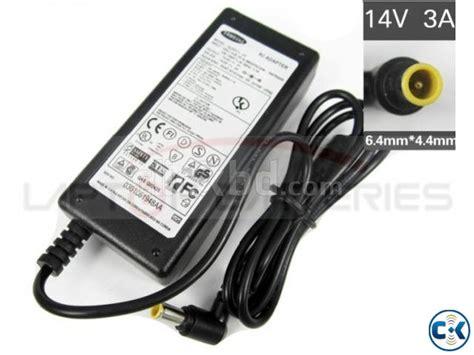Adaptor Uv compatible samsung ap04214 uv 14v 3a adapter samsung laptop clickbd
