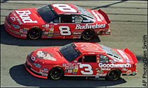 Earnhardts Family Feud by Daytona 500 2000 No One Wins In Earnhardt Family Feud