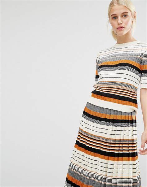 Knit Stripe 1000 ideas about striped knit on beanie hats