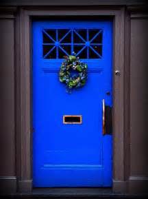 front door blue cobalt blue front door color blue pinterest