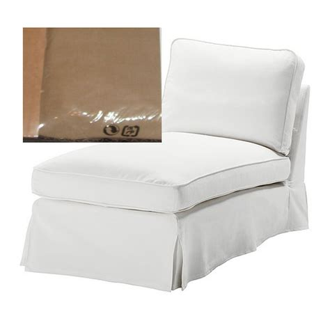 ektorp chaise cover ikea ektorp free standing chaise cover slipcover idemo beige