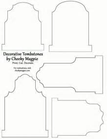 tombstones for halloween templates tombstone template all hallow s eve pinterest