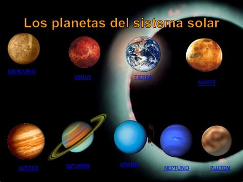 imagenes extra as de otros planetas conociendo los planetas del sistema solar