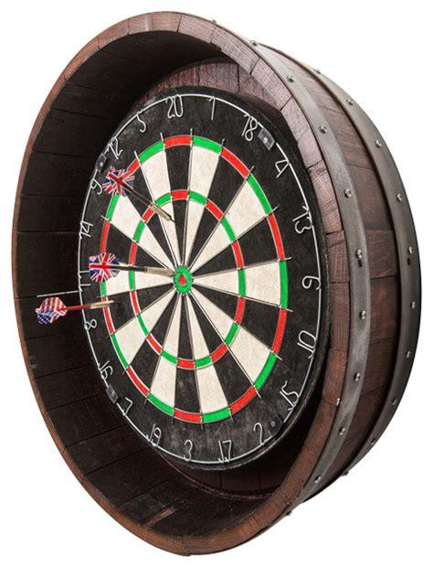 dart board rug wine barrel dartboard rustic darts and dartboards by alpine wine design