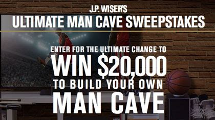 Man Cave Sweepstakes - sweepstakes giveaways archives page 3 of 17 go sling