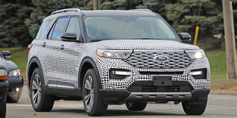 Ford After 2020 by New 2020 Ford Explorer Debuts January 9 2019 5