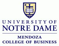 Notre Dame 1 Year Mba Cost by One Year Mba At Und Mendoza