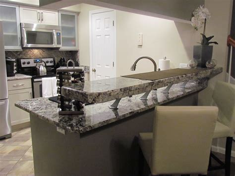 breakfast bar work top breakfast bar supports granite tops exemplary modern