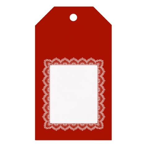 diy create your own christmas gift tags v20 zazzle