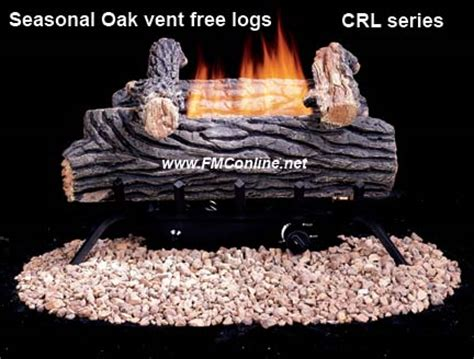 comfort glow gas logs comfort glow seasonal oak vent free gas logs fmconline