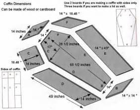 Coffin Bookcase Plans To Build Wood Coffin Plans Pdf Plans