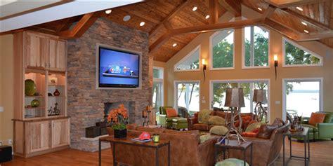 Ranch Blueprints lake house liberty group rentals