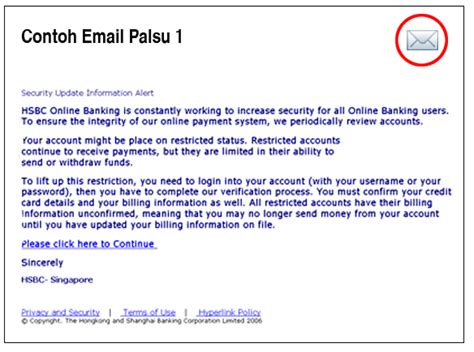 email indonesia online security hsbc indonesia