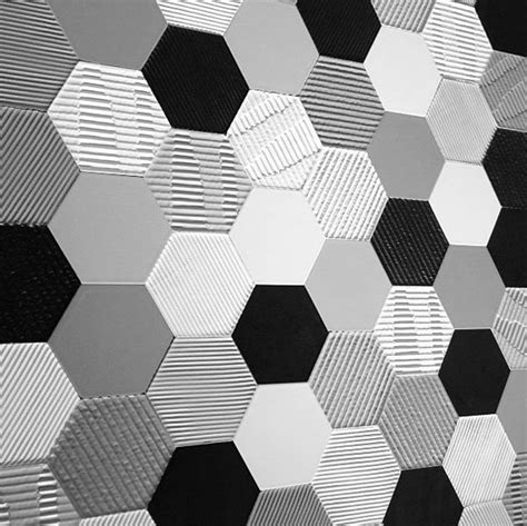 white hexagon tile bathroom 24 black and white hexagon bathroom tile ideas and pictures