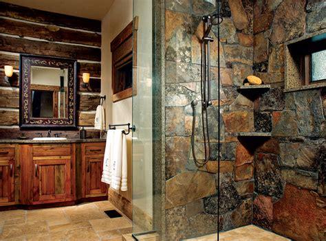 the perfect cabin kitchen or bath