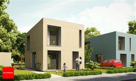 huis bouwen almere vrijstaande woning homeruskwartier almere poort kavel hkw256