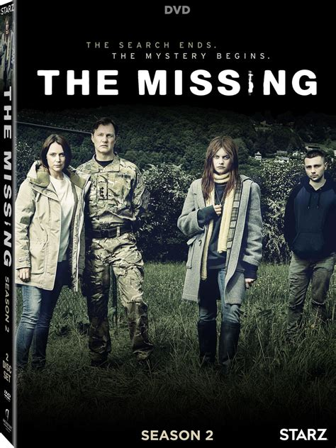 The Missing the missing dvd release date