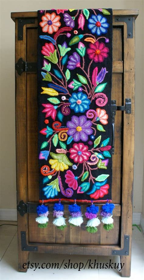 almohadas mexicanas las 25 mejores ideas sobre tejido mexicano en pinterest