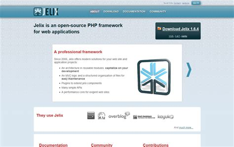 best open source php framework 100 best php frameworks for web developers 187 css author