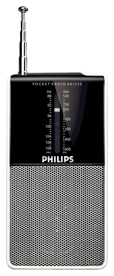 philips ae1530 portable am fm radio white times uk